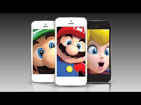 Why Nintendo Making Smartphone Games Is A Great Idea!