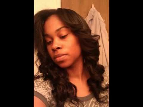 Partial Sew in Braid Pattern-Indian Remi hair