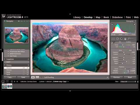 What's New In Adobe Lightroom 4 (Public Beta)?