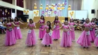 Детский коллектив восточного танца