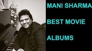 10 Best Movie Albums Composed By Mani Sharma | Happy Birthday Manisharma - RAJSHRITELUGU