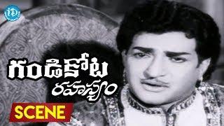 Gandikota Rahasyam Movie Scenes - NTR Meets King Jayanth || Jayalalitha || Rajanala - IDREAMMOVIES