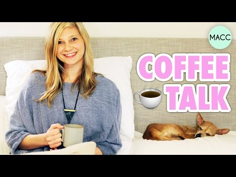 DIY and Dog Update // Coffee Talk