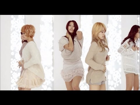 4Minute - 'FIRST' M/V
