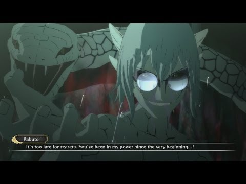 Sasuke & Itachi vs Sage Mode Kabuto Full Fight : Naruto Shippuden Ultimate Ninja Storm 3 Full Burst