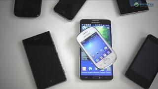 Как выбрать смартфон, часть 3: большой или маленький? Пластик, стекло или металл?