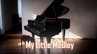 Royalty FreePiano:My Little Medley