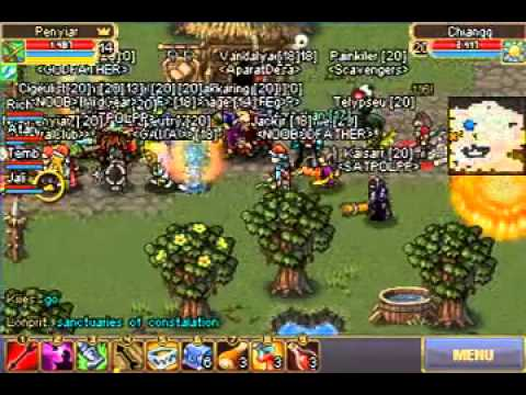 Warspear War at t1 MC Armor Cliff