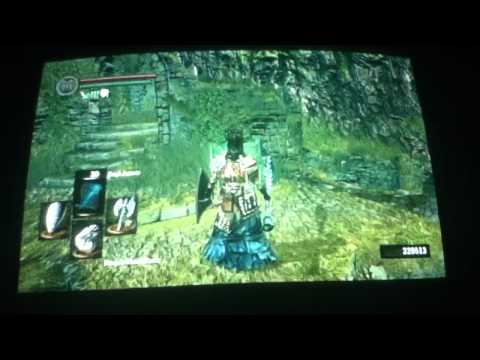 Dark Souls Dragon Head Glitch instructions in description. (no longerworks, PATCHED)