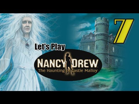 Nancy Drew 19: Haunting of Castle Malloy [07] w/YourGibs - CELTIC CROSSES REVEAL SHEEP PASTURE