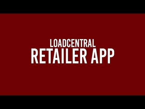 LoadCentral retailer app