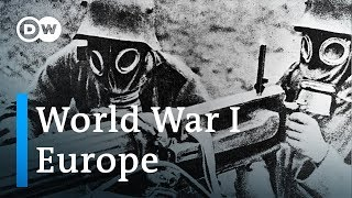 World War 1 Explained (1/4): The Aftermath in Europe  | DW English - DEUTSCHEWELLEENGLISH