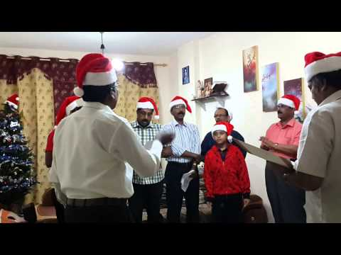 Adoor  Lions Club Christmas Carol song 2013  @ UAE