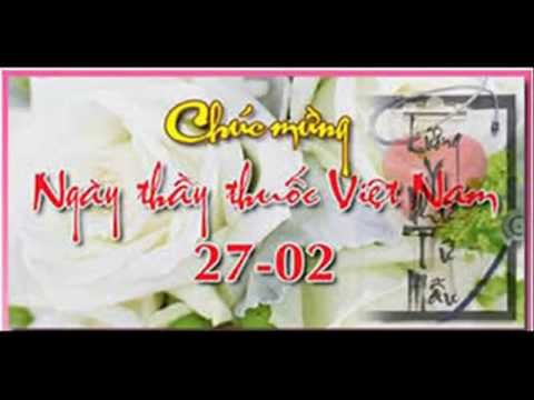 Ngày thầy thuốc Việt Nam (South Vietnamese Doctor's Day) music video