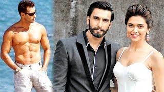 Salman Khan bites the bitter pill of Failure, Ranveer Singh's outing with Deepika Padukone's family - ZOOMDEKHO
