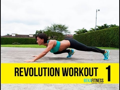 Fitness Revolution Video