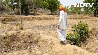 महाराष्ट्र में सूखे से परेशान किसानों ने किया चुनाव बहिष्कार का एलान - NDTVINDIA