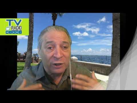 TVRadioMiami - ENTREVISTA a Alejandro Bienaimé, Sec. de Turismo de Pinamar. Argentina
