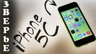iPhone 5C обзор