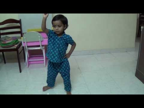 Harshini Lungi dance