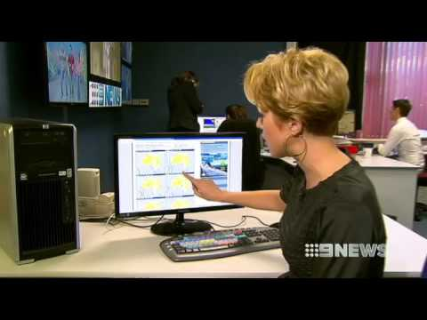 20 June 2013 - Nine News Perth weather blog