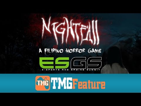 ESGS 2014 - Zeenoh - Nightfall (Pinoy Horror Game) | TMG Feature