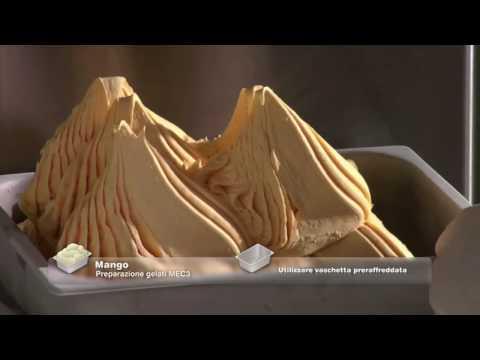 Mango Mec3 prodotti per gelato