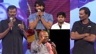 Ranagathalam Actors emotional speech at Vijayotsavam - IGTELUGU