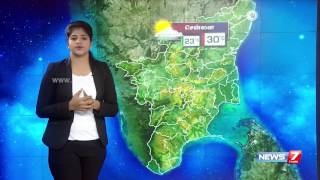 Weather Forecast 17-12-2016 – News7 Tamil Show