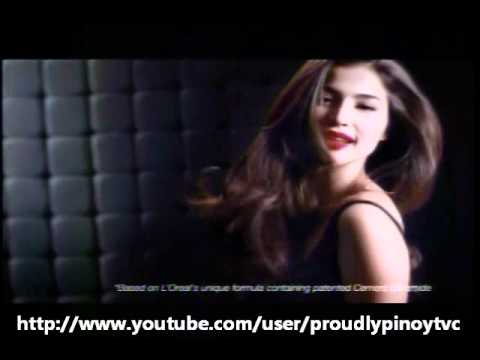 "Anne Curtis - L'Oreal ""Total Repair 5 w/ Cement Ceramide"" TVC"