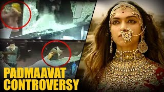 Karni Sena Followers Brutally Vandalize A Theater For Protest Against Padmaavat - HUNGAMA
