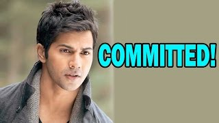 Varun Dhawan's Committed Relationship Towards The Media! - EXCLUSIVE