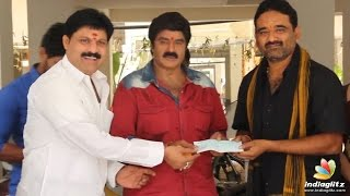 ETV Savithri Daily Serial Team Donates One Day Remunaration to Basavatharakam Hospital - IGTELUGU