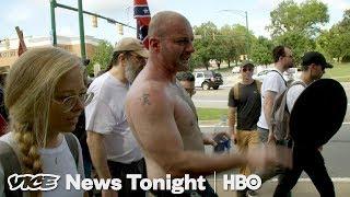 Charlottesville: Race and Terror – VICE News Tonight on HBO - VICENEWS