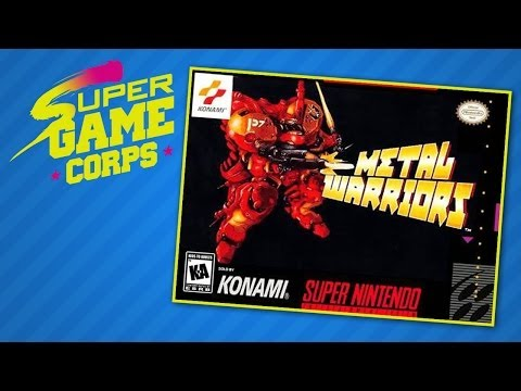 Metal Warriors - Super Game Corps