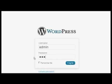Install WordPress Locally and Watch How
