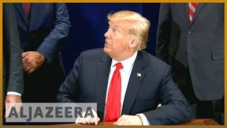 🇺🇸🇸🇦 Khashoggi killing: Trump 'not satisfied' with Saudi explanation | Al Jazeera English - ALJAZEERAENGLISH