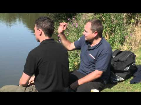 Part 13 Angling Basics with Shakespeare: Starting Coarse Fishing - Feeding