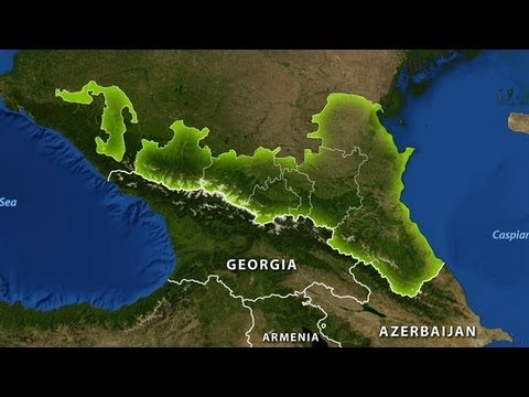 History of the North Caucasus' Instability