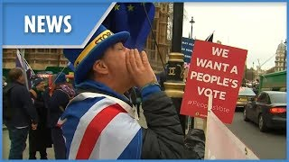 """""""Stop Brexit!"""" man gave up his job to stand outside parliament yelling - THESUNNEWSPAPER"""