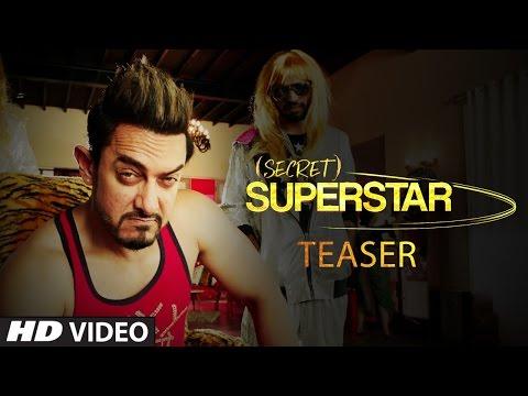 Secret Superstar   Teaser   Zaira Wasim   Aamir Khan   4th August 2017