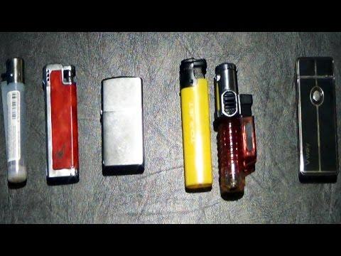 Best Type of Lighter?