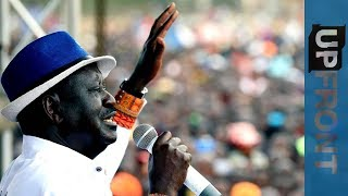 Can Raila Odinga win Kenya's re-election? - UpFront (Headliner) - ALJAZEERAENGLISH