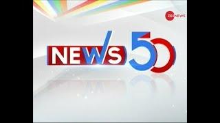 News 50: Watch top 50 news headlines of the day, 11th November, 2018 - ZEENEWS