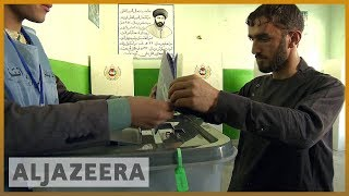 🇦🇫Deadly suicide bomber strikes polling station in Afghan capital l Al Jazeera English - ALJAZEERAENGLISH