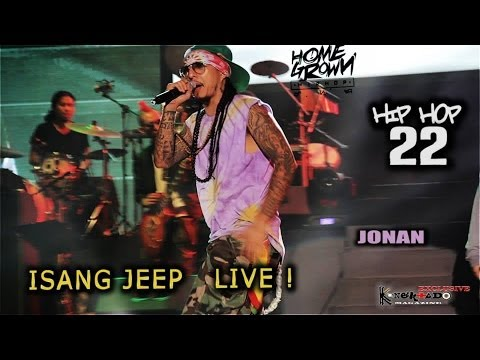 ISANG JEEP - LIVE  FULL PERFORMANCE