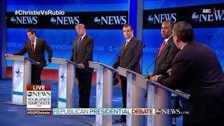 The ABC GOP Debate in 90 seconds - CNN