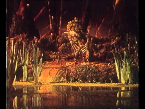 Кадр из мультфильма «Конец Чёрной топи»