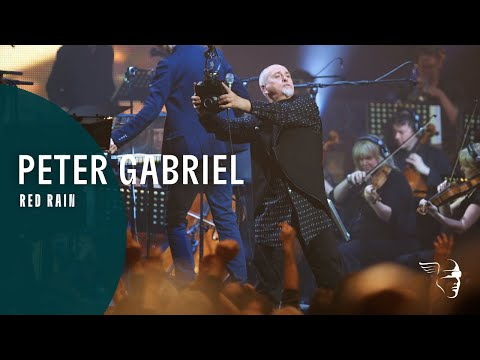 "Peter Gabriel - Red Rain (from ""New Blood Live"" DVD / Blu-Ray / 3D Blu-Ray)"