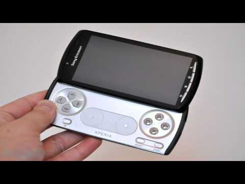 Sony Xperia Play - Full Review and Specs (720p HD)